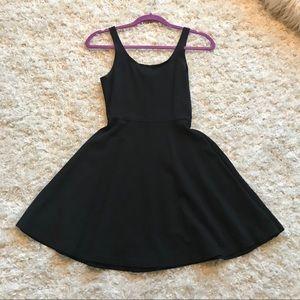 Express skater dress